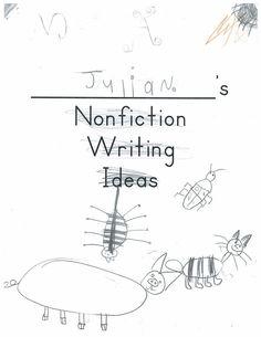 45 Best Kindergarten Write from the Beginning ideas images