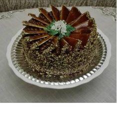 Dobošova torta + recept., recept | Tortyodmamy.sk Cake, Desserts, Food, Tailgate Desserts, Pie, Kuchen, Dessert, Cakes, Postres