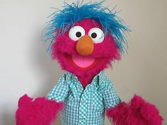 Cute Monster Professional Muppet Style Puppet | eBay