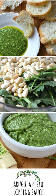 A wonderfully easy and healthy appetizer!