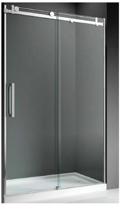 Frontal de ducha,puerta corredera.