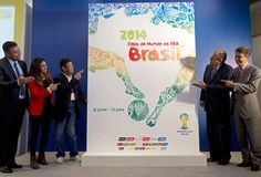 Brazil 2014 Official Poster Unveiled