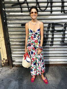 Leandra Medine Let Her Husband Dress Her For a Week Stockholm Street Style, Paris Street, Estilo Floral, Milan Fashion Weeks, London Fashion, Leandra Medine, Passion For Fashion, Trendy Outfits, Beautiful Dresses