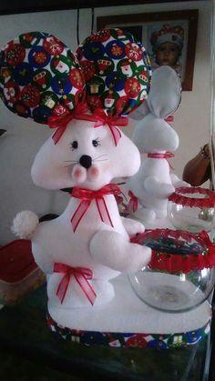 Christmas Decorations, Christmas Ornaments, Holiday Decor, Creative Crafts, Snow Globes, Snowman, Xmas, Dolls, Crochet