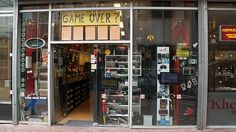 Game Over?, Amsterdam