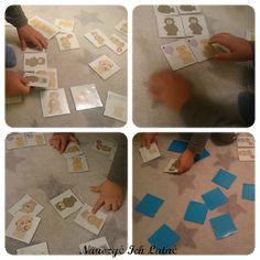 Nauczyć Ich Latać: Dzień Pluszowego Misia - materiały do pobrania Preschool, Education, Cards, Kid Garden, Kindergarten, Maps, Onderwijs, Learning, Playing Cards