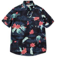 CARHARTT CAMICIA  S/S Roy Tropic Shirt