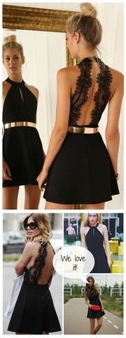 Little Black Dress Perfect Wedding Dress or Party Dress