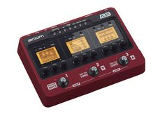 Zoom B3 Guitar Effects & Amp Simulator