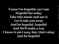 Bars and Melody - Hopeful (Lyrics)(Studio Version) YOU HAVE TO LISTEN TO THE WHOLE SONG!!!!!!!!!!!!!!!!!!!!!!!!!