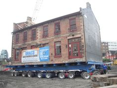 The Richard West House finds a new home! Raised House, Condominium, New Homes