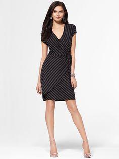 CACHE BLACK DRESS Heat Press Stripe wrap @ my ebay store LoveMyCache