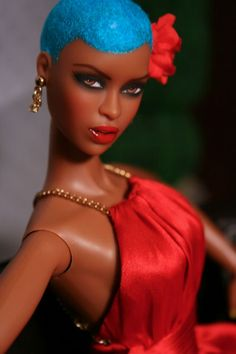 Adele Makeda  Fashion Royalty  Jason Wu  Integrity Toys