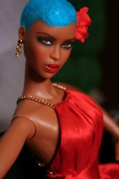 Adele Makeda  Fashion Royalty  Jason Wu  Integrity Toys