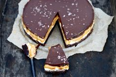 Fun Desserts, Delicious Desserts, Dessert Recipes, Yummy Food, Grandma Cookies, Cookie Cake Pie, Bakers Gonna Bake, Raw Food Recipes, I Love Food