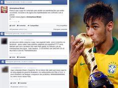 Teoria da conspiração no Facebook: Brasil comprou Copa das Confederações - Tecnologia e Ciência - R7