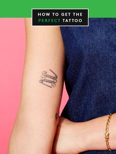 How to pick and take care of your new tattoo