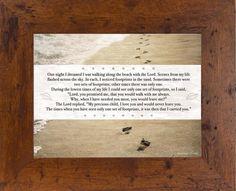 Footprints in the Sand SS9783                         – Summer Snow Art