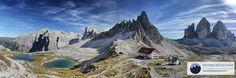 Rifugio Locatelli, Sexten Dolomites by Tom Phillips on 500px