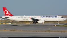 TC-JMJ Turkish Airlines Airbus A321-232