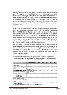 PROYECTO: INNOVACIÓN INDUSTRIAL DESHIDRATACIÓN DE BERRIES – AGUAYMANTO 2014 - 2015 | PDF to Flipbook
