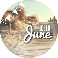 "June Is here tomorrow and in a few weeks ""SUMMER"" begins and it's fun in the sun. Have a safe summer ...enjoy :)) Hugs xxxxx"