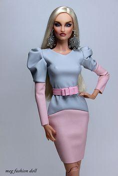 New outfit for Kingdom Doll / Deva Doll / Modsdoll / Numina / 111 | by meg fashion doll