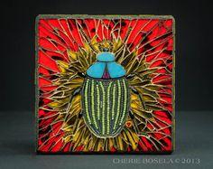 cherie bosela mosaic butterfly - Google Search