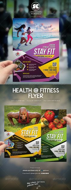 Sport & Fitness Flyer Template PSD | Buy and Download: http://graphicriver.net/item/sport-fitness-flyer/8097267?WT.ac=category_thumb&WT.z_author=shamcanggih&ref=ksioks