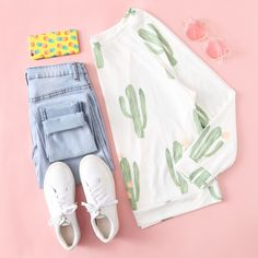 Latest Fashion Dresses For Girl Cute Comfy Outfits, Cute Outfits For School, Cute Casual Outfits, Swag Outfits, Cute Summer Outfits, Stylish Outfits, Teenage Girl Outfits, Teen Fashion Outfits, Teenager Outfits