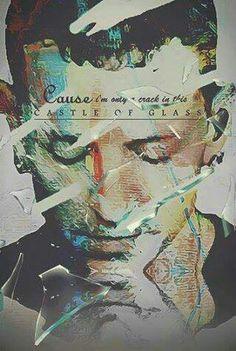 #Castle of glass #Chester #Linkin Park