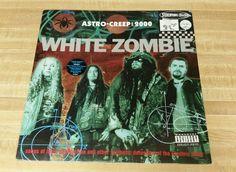 White Zombie Astrocreep 2000 LP 1995 (unopened) in Music, Records | eBay