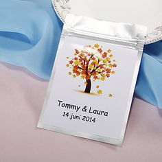 Personalized Tea Bag - Set of 12 (More Designs) – USD $ 3.99