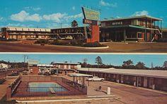 Columbus Motel - Columbus, Mississippi