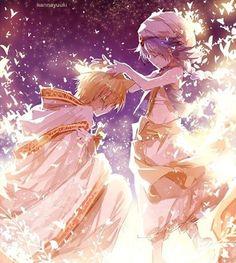 Allibaba & Aladin (Magi)