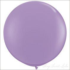 "36"" Round Balloon: Lilac"