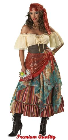 Gypsy Costume Inspo,, I always wanted to be a gypsy for Halloween