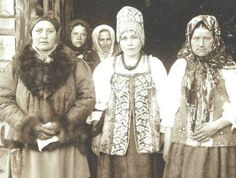 Достаточно только взгляда: по каким признакам на Руси отличали девушку от замужней женщины