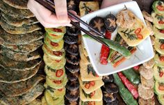 Chuseok Food: Jeon