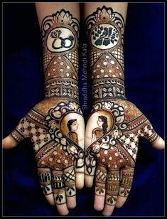 Bridal mehndi designs for every kind of bride Peacock Mehndi Designs, Full Hand Mehndi Designs, Indian Mehndi Designs, Stylish Mehndi Designs, Mehndi Design Pictures, Wedding Mehndi Designs, Leg Mehndi, Mehendi, Pakistani Mehndi