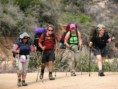 Adult Summer Camps - Fitpacking