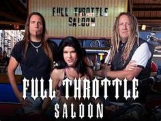 Full Throttle Saloon--Sturgis, South Dakota...I just adore this show.