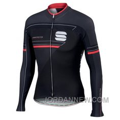 http://www.jordannew.com/sportful-gruppetto-thermal-long-sleeve-jersey-black-online.html SPORTFUL GRUPPETTO THERMAL LONG SLEEVE JERSEY - BLACK ONLINE Only 69.83€ , Free Shipping!