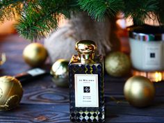 Jo Malone Orange Bitters perfume, Christmas 2016. Holiday scent of clementines and champaign.