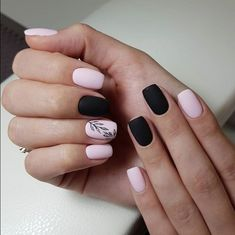 ✨♡ is part of Cute nails Dark Shape - Cute nails Dark Shape Classy Nails, Stylish Nails, Simple Nails, Trendy Nails, Nail Art Cute, Pretty Nail Art, Cute Nails, Aycrlic Nails, Swag Nails