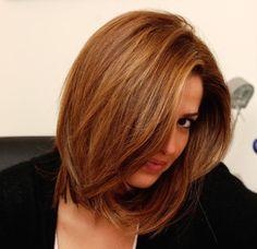 Beautiful Hair 300x291 Chocolate Brown Hair With Auburn Highlights