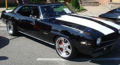 '69 Camaro z28