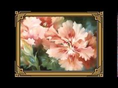 """The Beauty of Oil Painting, Series 1, Episode 15, """" Pastel Poppies """" [Full Episode] - YouTube"""