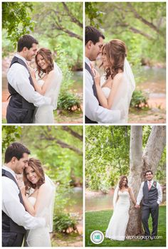 %Sedona Wedding Photographer Dustin & Brittany: Married!!