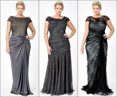 Tadashi Plus Size Formal Dresses | Tags: Holiday Collection , plus size fashion , Tadashi Shoji